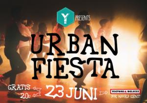 UrbanFiesta @ Victoria Deluxe | Gent | Vlaanderen | België